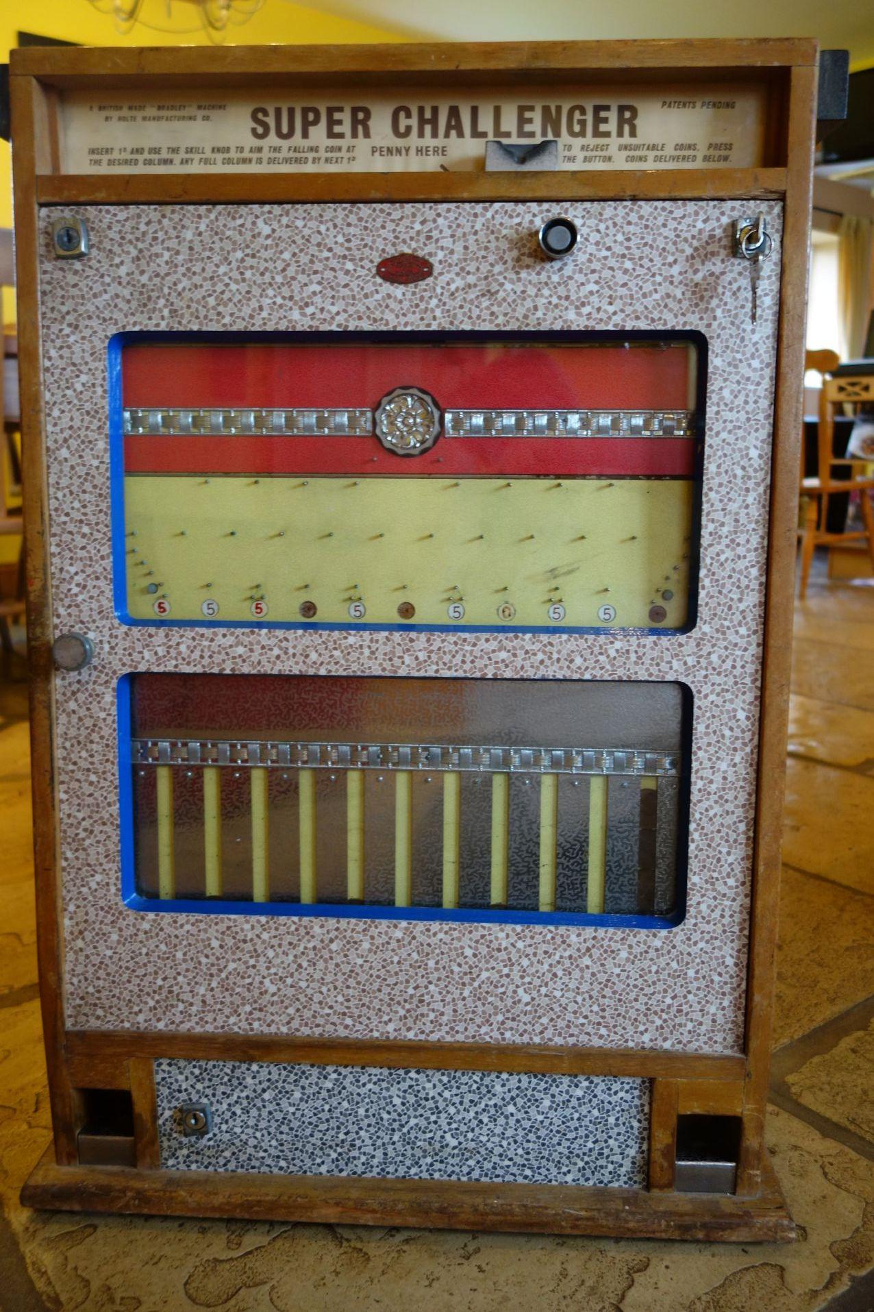 Challenger slot machine